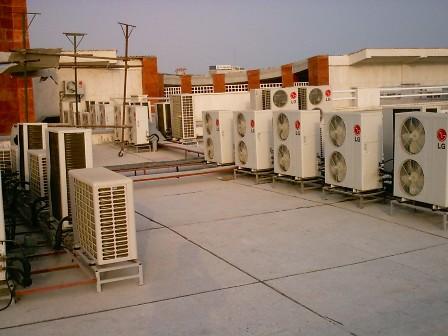 سرویس کولر گازی در کرج