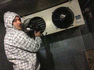 تعمیر سردخانه در کرج